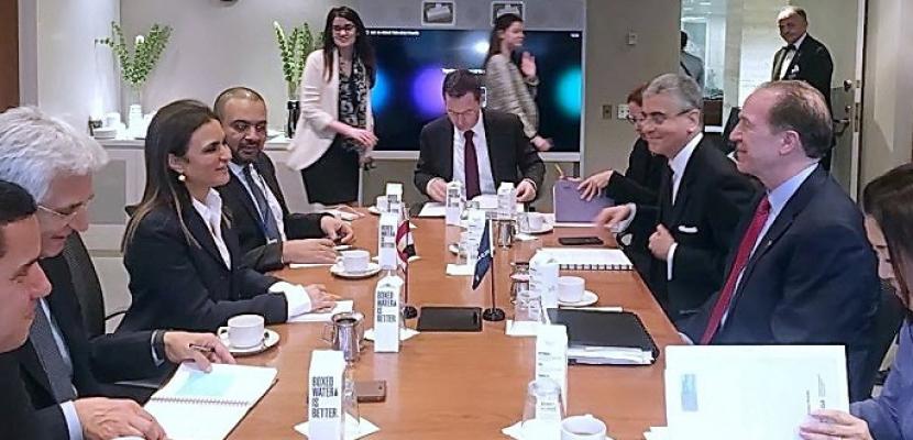 رئيس البنك الدولي: أتطلع للعمل مع السيسي لزيادة معدل النمو بأفريقيا
