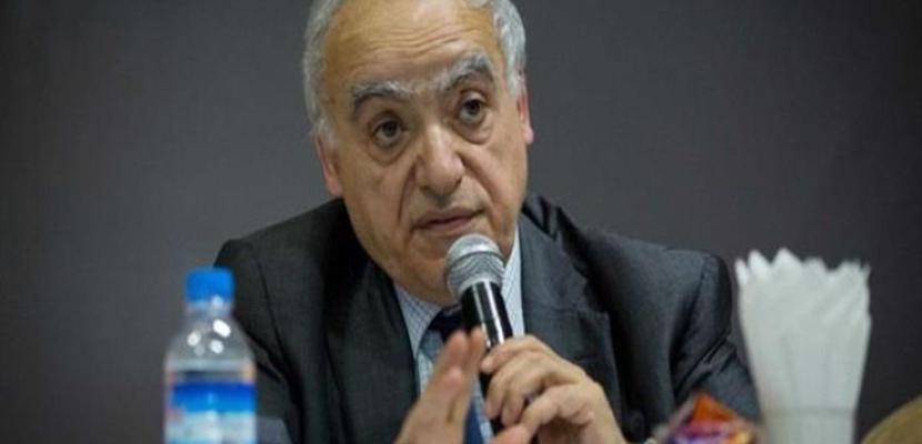 غسان سلامة يُحذر من اشتعال الوضع في ليبيا