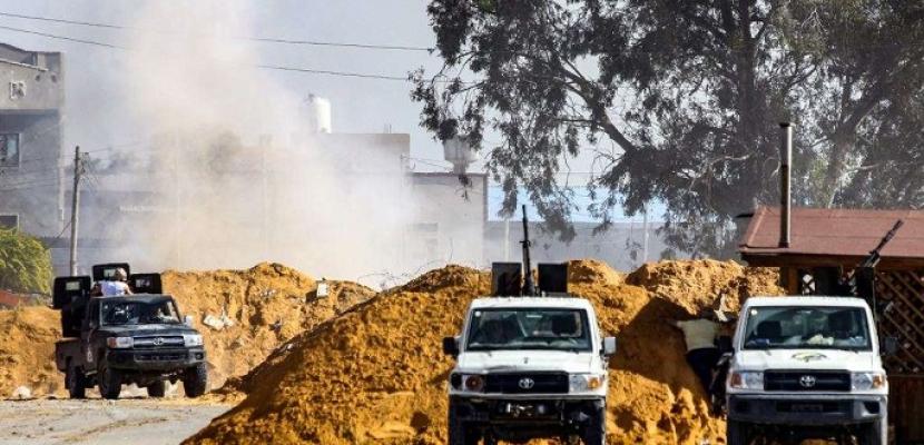 الصحة العالمية: 121 قتيلا سقطوا في معارك طرابلس