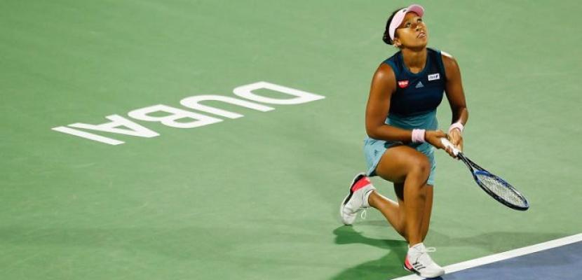اليابانية أوساكا تحافظ على صدارة لاعبات التنس المحترفات