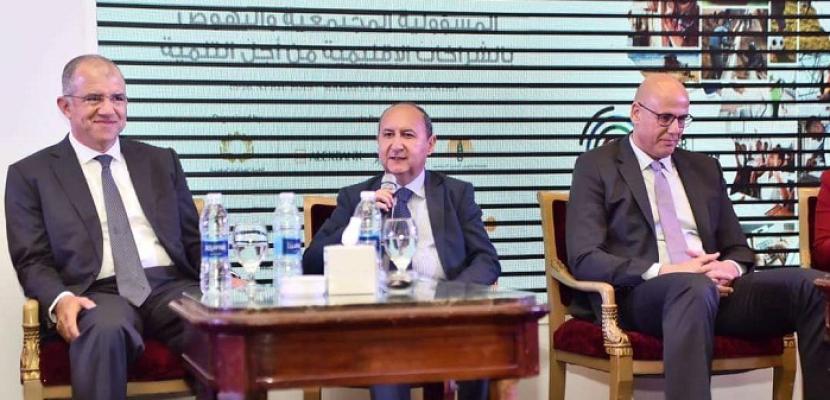 وزير التجارة والصناعة يفتتح فعاليات المؤتمر السنوى الخامس للمسئولية المجتمعية