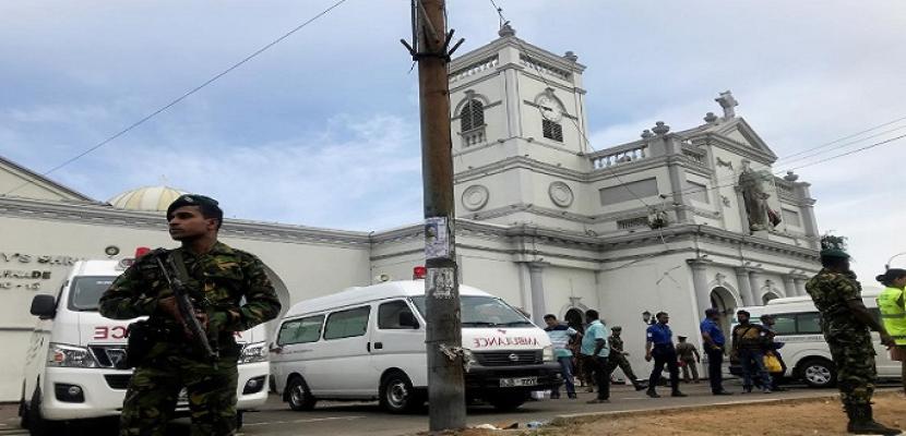 مقتل أكثر من 200 في تفجيرات استهدفت كنائس وفنادق بسريلانكا في عيد القيامة