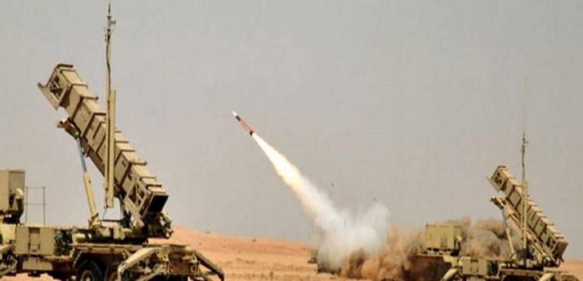 الدفاع الجوى السعودى يعترض صاروخاً باليستياً أطلقه الحوثيون باتجاه الطائف