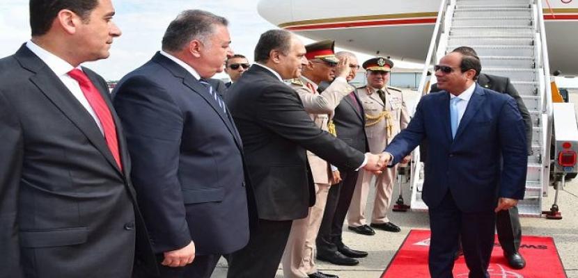 زيارة السيسى لغينيا تفتح الفرص لتحقيق تعاون اقتصادى كبير