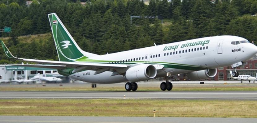 الخطوط الجوية العراقية تستأنف اليوم رحلاتها إلى دمشق للمرة الاولى منذ 8 سنوات