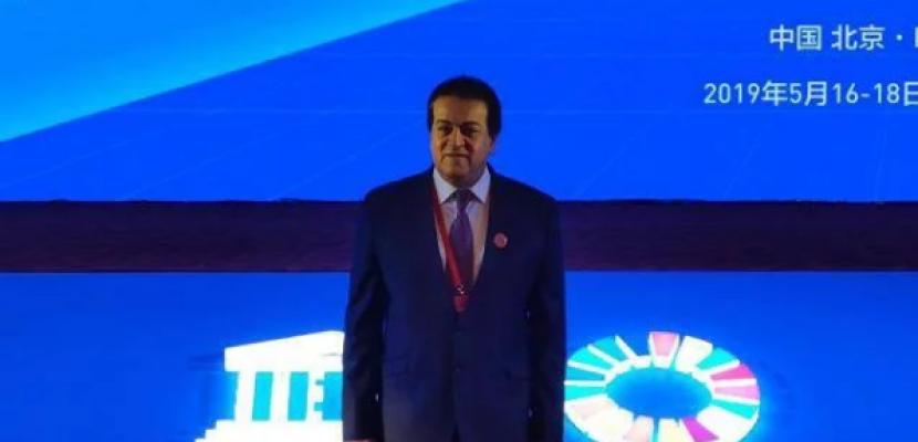 بالصور .. وزير التعليم العالى يشهد مراسم افتتاح المؤتمر الدولى للذكاء الاصطناعى