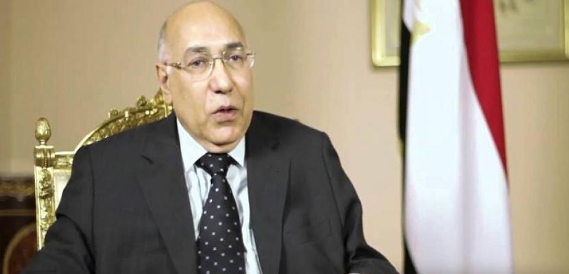 وفاة وزير المالية الأسبق ممتاز السعيد