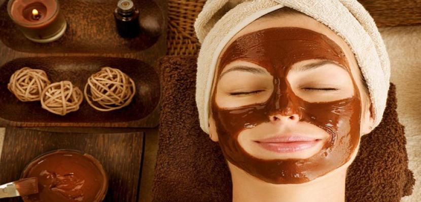 قناع الشيكولاتة للحفاظ على بشرتك