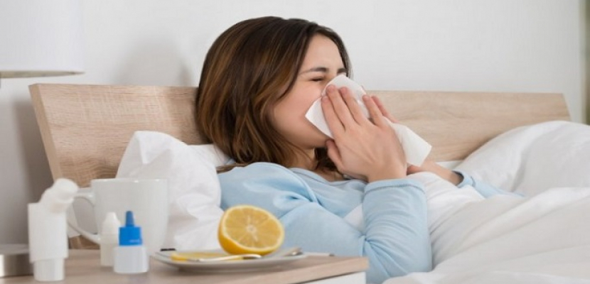الرطوبة المنخفضة تزيد فرص الإصابة بالأنفلونزا