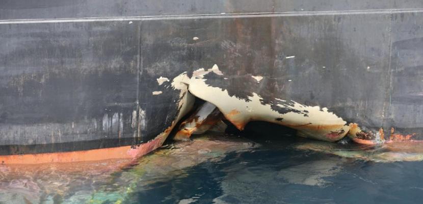 السعودية : اثنتين من ناقلاتنا ضمن سفن تعرضت لهجوم قبالة ساحل الإمارات