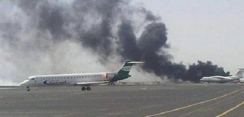 التحالف العربي: إصابة 26 مدنياً في استهداف الحوثيين لمطار أبها جنوب السعودية
