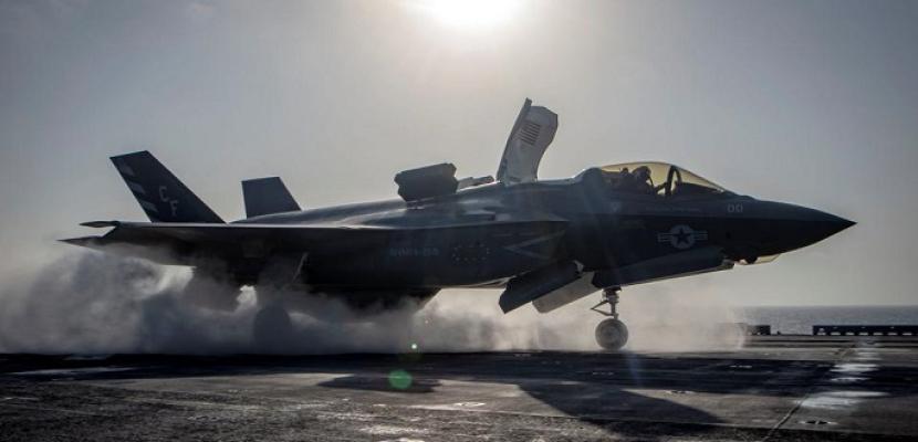 """البنتاجون : بدء تعطيل تدريب الطيارين الأتراك على تحليق """"إف-35"""""""
