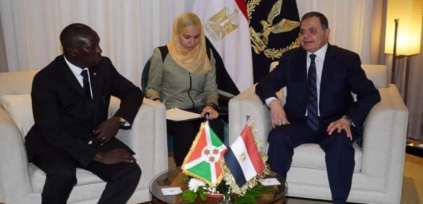 بالصور.. وزير الداخلية يبحث سبل التعاون الأمني مع عدد من نظرائه الأفارقة