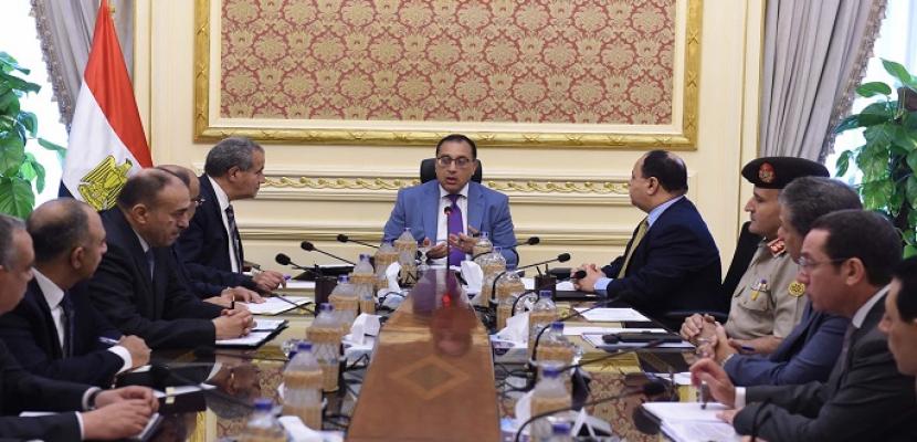 بالصور.. رئيس الوزراء يعقد اجتماعا لمتابعة توافر السلع بالأسواق وأسعارها