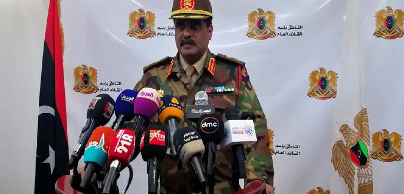 المسماري: المسوؤل عن تفجيرات بنغازي السراج وأنقرة