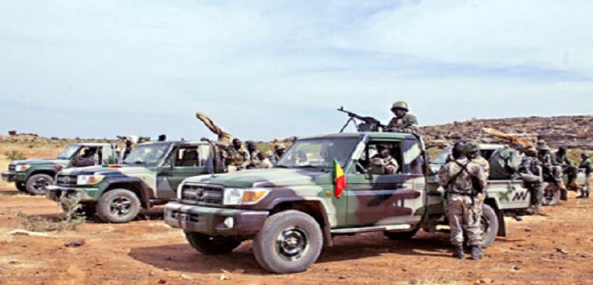 الجيش المالي يحبط هجوماً شنه إرهابيون على مواقع عسكرية شمال البلاد