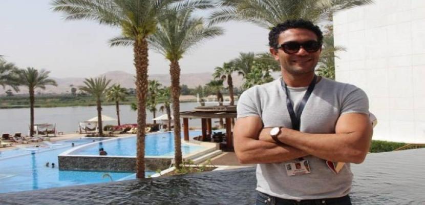 تنصيب آسر ياسين ونيللى كريم سفيران للنوايا الحسنة لمكافحة الاتجار بالبشر