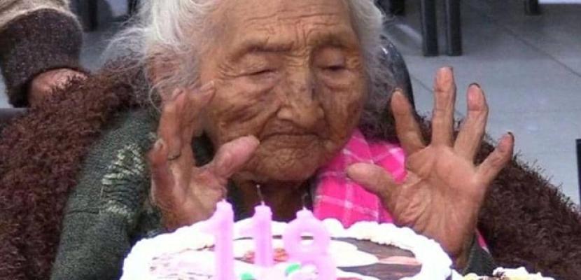 بعد بلوغها 118 عاما .. ماما خوليا تمتلك أول منزل