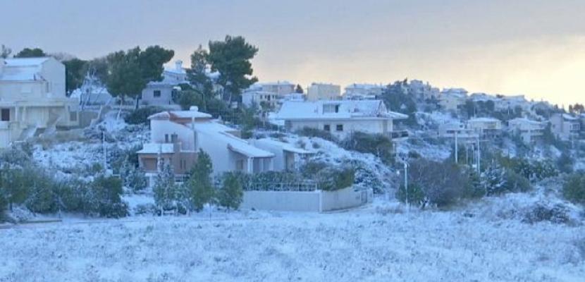 مصرع 6 أشخاص وإصابة العشرات في عواصف برد عنيفة باليونان