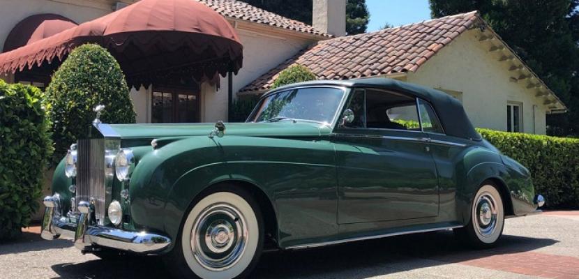 ثمن سيارة نجمة هوليوود إليزابيث تايلور قد يصل 7 مليون دولار