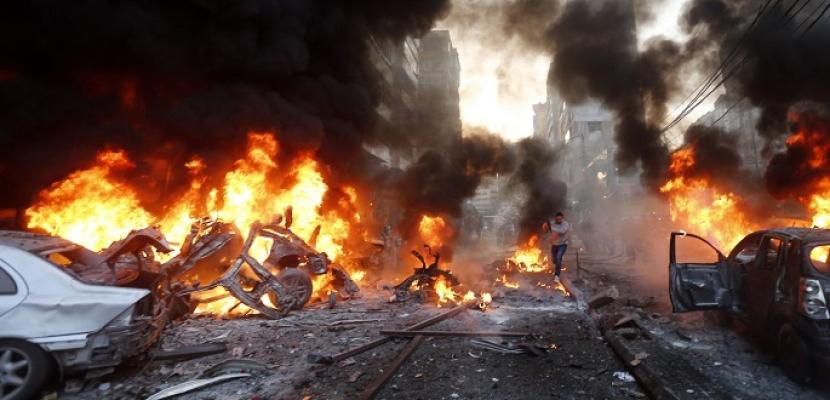 مقتل وإصابة 4 أشخاص إثر انفجار عبوة ناسفة بمحافظة ديالي شرقي العراق