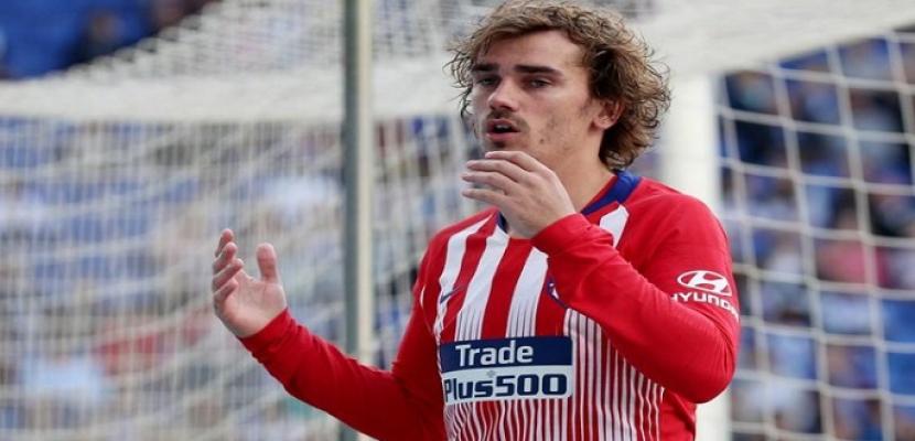برشلونة يضم جريزمان من أتليتيكو مدريد مقابل 120 مليون يورو