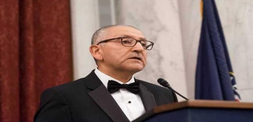 """السفارة المصرية بواشنطن تقيم حفل استقبال بمناسبة ذكرى """" ثورة يوليو"""""""