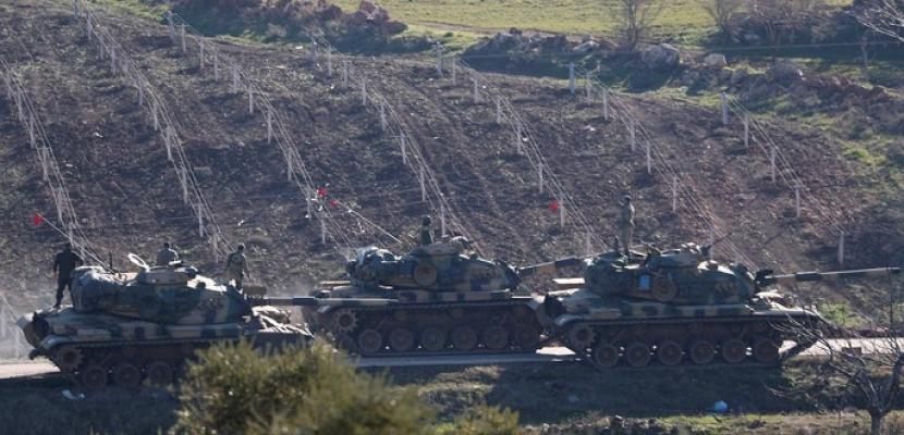 خلاف تركي أمريكي حول المنطقة الآمنة في سوريا