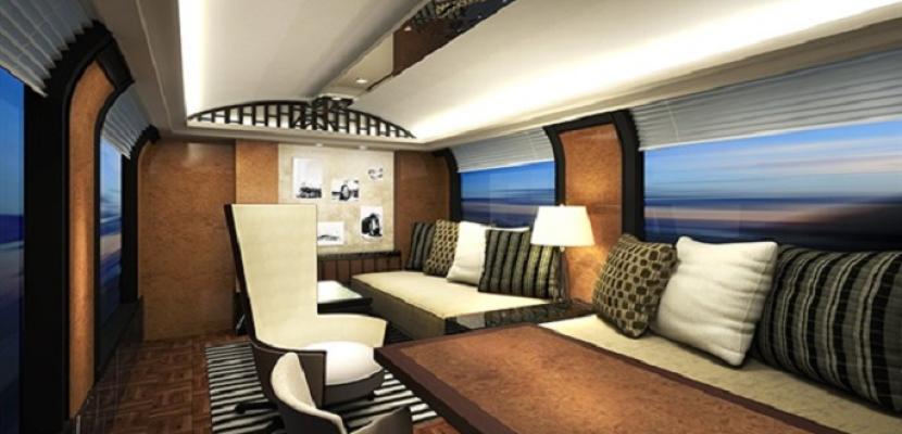 نتيجة بحث الصور عن قطار جديد مصمم على شكل غرفة المعيشة في اليابان