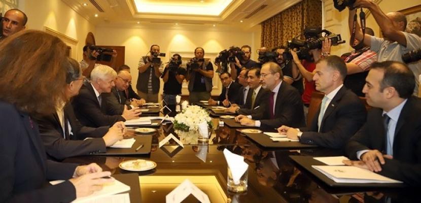 الأردن يطالب المجتمع الدولي بالتحرك ضد عزم نتنياهو ضم أراض فلسطينية