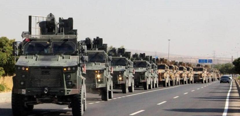 """تركيا تبدأ غزوها على سوريا.. والأكراد يطالبون بمنطقة """"حظر طيران"""""""