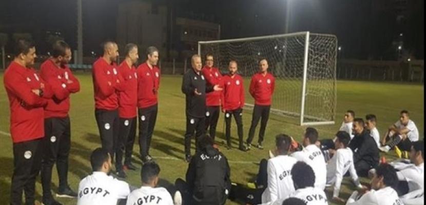 بعثة جنوب أفريقيا تصل القاهرة اليوم لمواجهة المنتخب الأولمبى وديًا