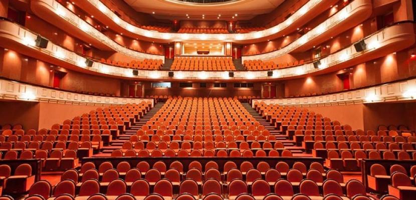 حفل لأوركسترا القاهرة السيمفوني على المسرح الكبير بالأوبرا