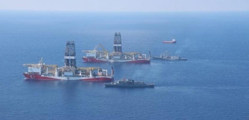 مناورات بحرية فرنسية – قبرصية مشتركة لمواجهة التدخل التركي في المياه الإقليمية لقبرص