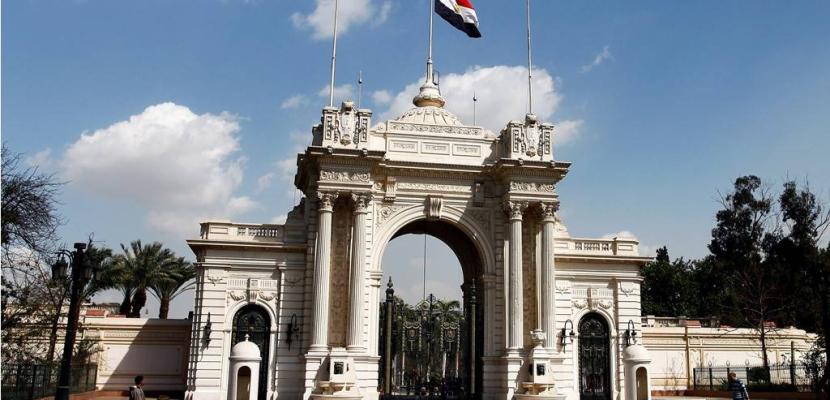 """النيابة تعاين موقع انفجار كمين """"الجيلانى"""" بجوار قصر القبة"""