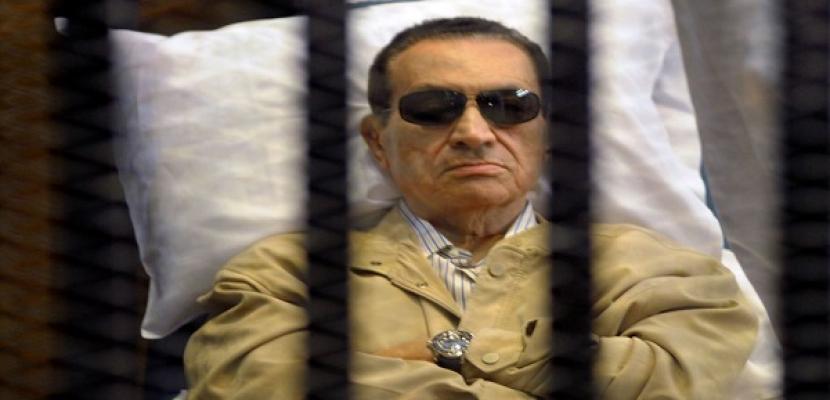 تأجيل محاكمة مبارك والعادلى لـ14ديسمبر في قضية قتل المتظاهرين