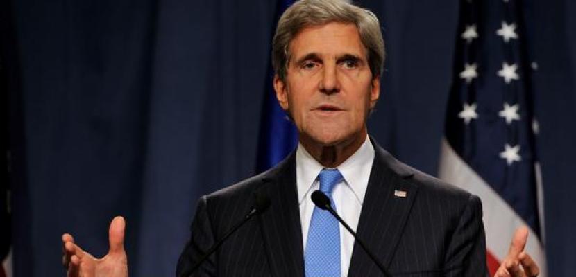 كيري في جولة شرق أوسطية لتحريك عملية السلام