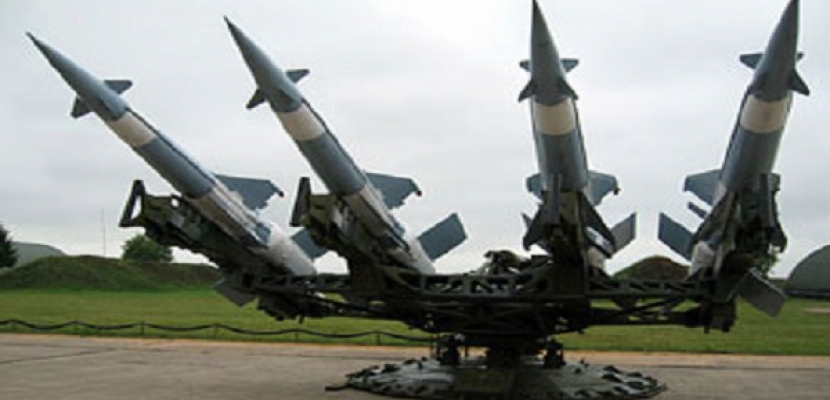 تشيميزوف: روسيا ستسلم مصر أنظمة للدفاع الجوي