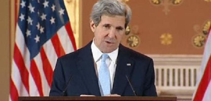 """الفرنسية: جون كيرى يندد بتصنيف الإخوان تنظيما """"إرهابيا"""" فى مصر"""