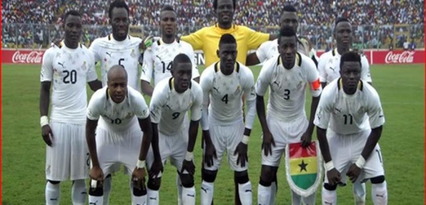 الفيفا يرفض تشكيل غانا للجنة حكومية لدراسة إخفاق منتخبها بالمونديال