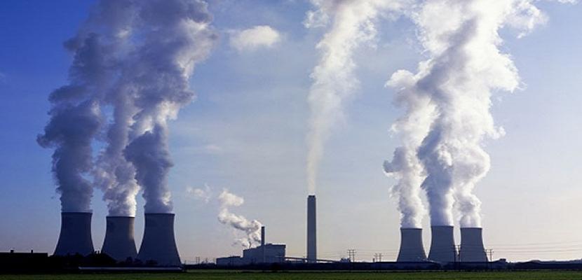 ارتفاع انبعاثات الكربون عالميا لمستوى قياسي بـ 2013