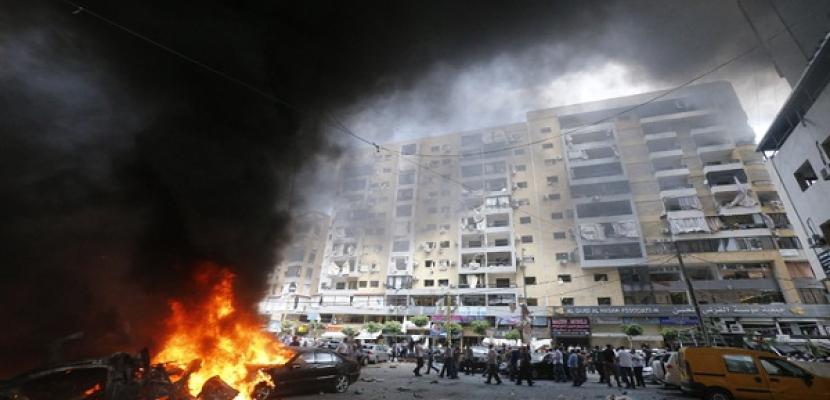 مقتل 25 في تفجيري سفارة إيران ببيروت بينهم الملحق الثقافي