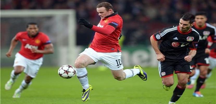 مانشستر يونايتد يسحق ليفركوزن بخماسية ويتأهل لدور الـ16 بدوري الأبطال
