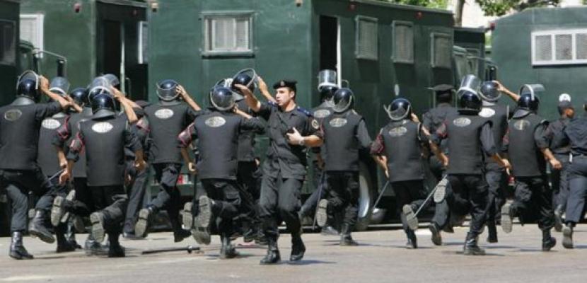 تعزيز الإجراءات الأمنية بمحيط الداخلية ومجلسي الشعب والشورى