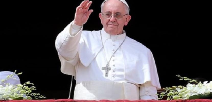 مجلة تايم الأمريكية تختار البابا فرنسيس شخصية العام 2013