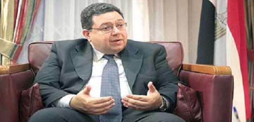 توقيع اتفاقية بين مصر والاتحاد الأوروبى بمنحة تقدر بـ70 مليون يورو