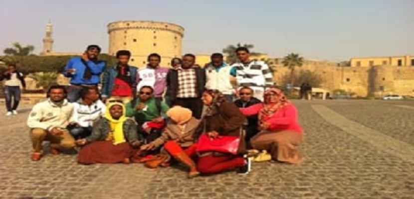 """انطلاق فعاليات """"الملتقي التثقيفي لشباب النوبة"""" وسط معالم القاهرة الأثرية"""