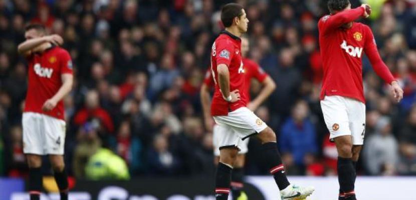 نيوكاسل يهزم مانشستر يونايتد 1-0 بدوري إنجلترا