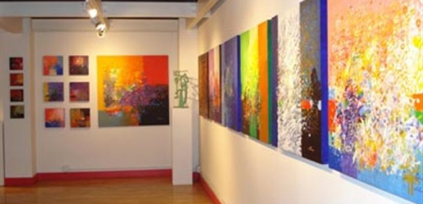 معرض فني دولي بالمركز الثقافي الألماني بالأسكندرية يناير المقبل
