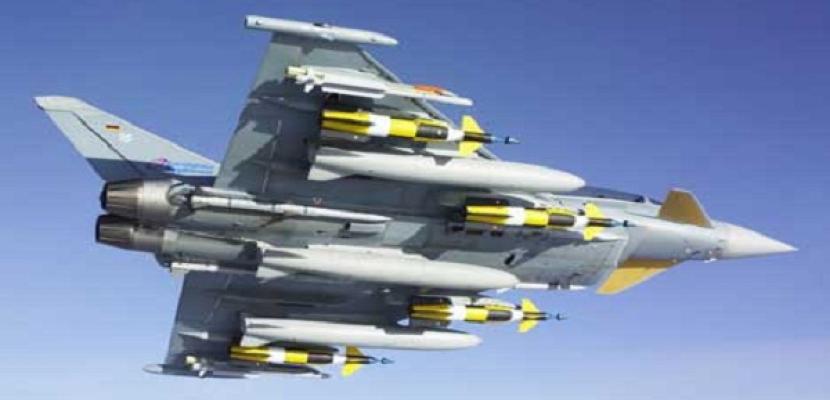 """الإمارات تسحب عرضها شراء مقاتلات """"يوروفايتر"""" من بريطانيا"""
